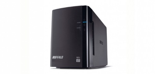 Buffalo DriveStation HD-WLU3 disk array 12 TB Desktop Black