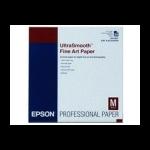 Epson Ultrasmooth Fine Art Paper, A3+, 325g/m², 25 Blatt
