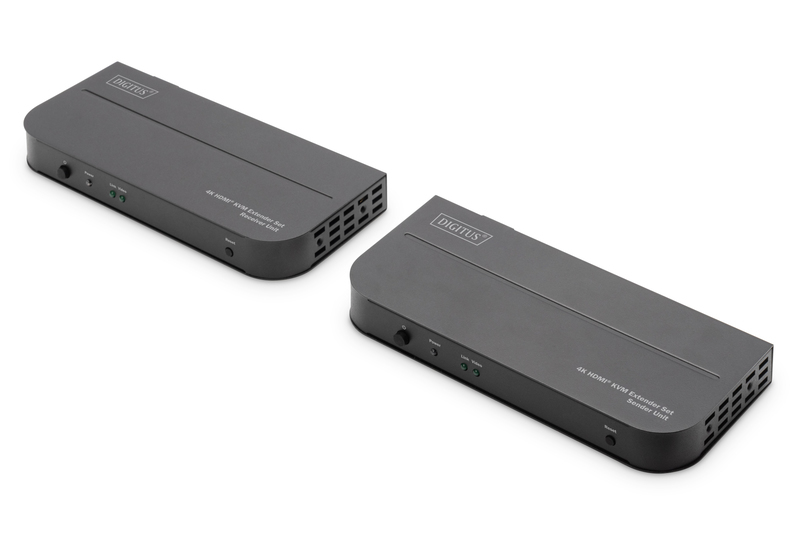 Digitus DS-55129 KVM extender Transmitter & receiver