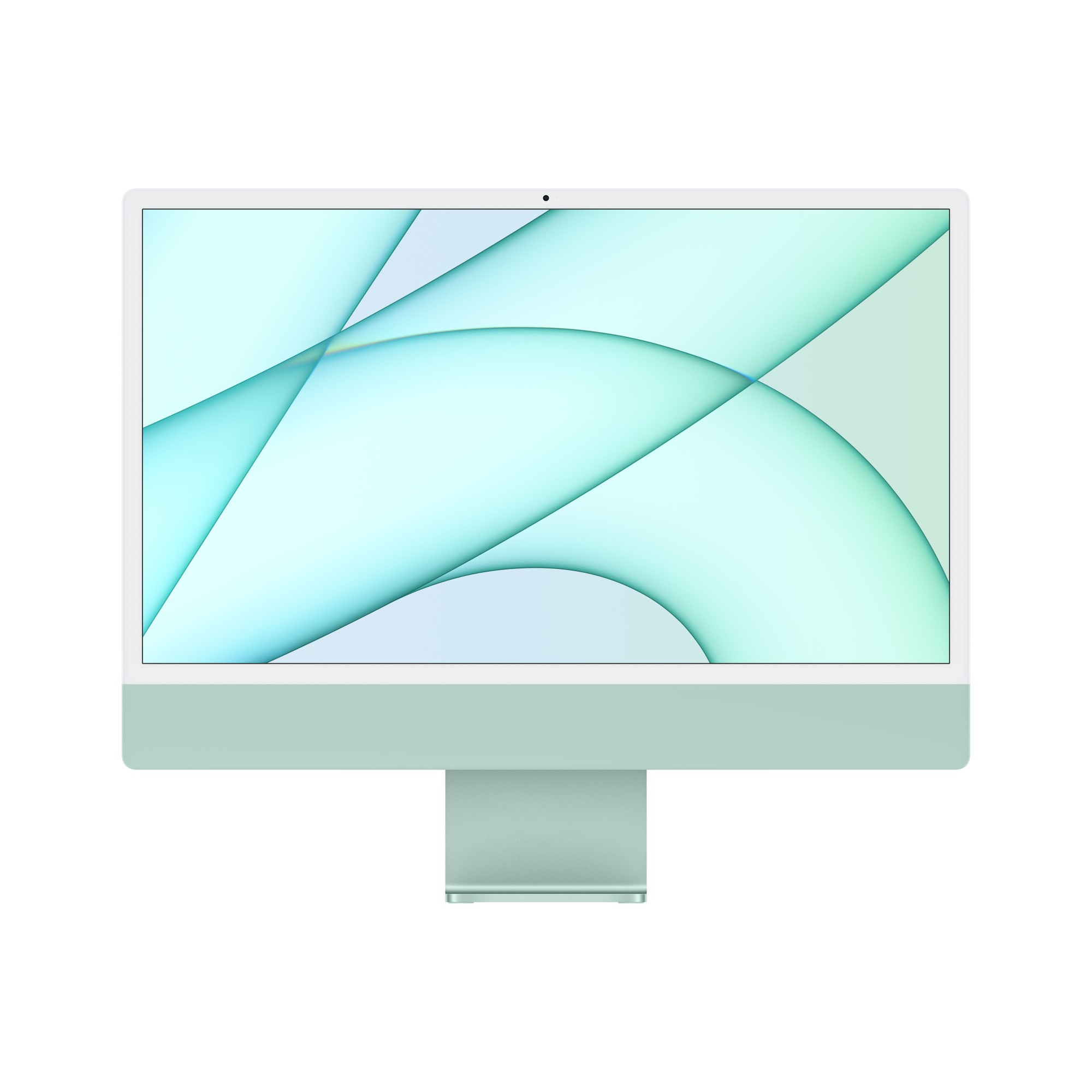 Apple iMac 24-inch with Retina 4.5K display: M1�� chip with 8_core CPU and 8_core GPU, 256GB - Green (2020)