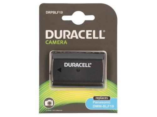 Duracell Camera Battery - replaces Panasonic DMW-BLF19E Battery