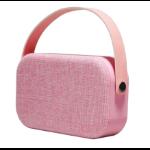 Denver Electronics BTS-63PINK 6 W Stereo portable speaker Pink