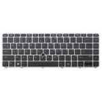 HP 836307-041 notebook spare part Keyboard