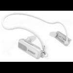 Sunstech Triton Reproductor de MP3 Blanco 4 GB