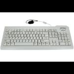 Seal Shield Silver Seal keyboard USB QWERTY US English Black