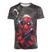 Marvel Deadpool Men's Dollar Bills T-Shirt, Extra Extra Large, Multi-colour (TS000011DEA-2XL)