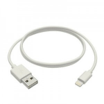 Kit IP5USBDATWHKTRF mobile phone cable White 1 m USB A Lightning