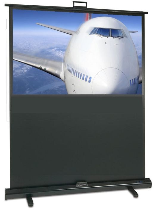 Sapphire - Value - 197cm x 111cm - 16:9 Portable Projector Screen