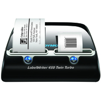 DYMO LabelWriter 450 Turbo label printer Direct thermal 600 x 300 DPI