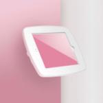 "Bouncepad Wallmount tablet security enclosure 24.6 cm (9.7"") White"