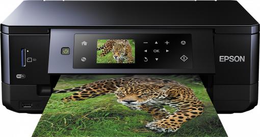 Epson Expression Premium XP-640 Inkjet A4 Wi-Fi Black