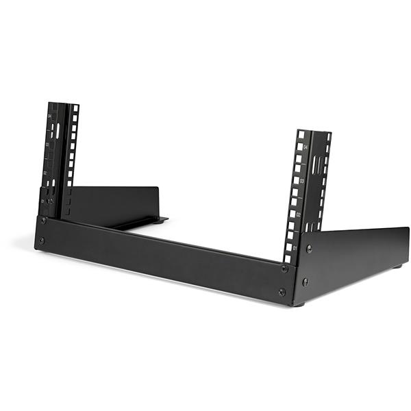 StarTech 4U Open Frame Desktop Rack - 2-Post