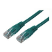 MCL FCC5EM-1M/V cable de red Verde