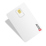 ACS ACOS3-B2 White smart card