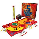 U GAMES GAME 5 SECOND RULE BOARD GAME(EACH)
