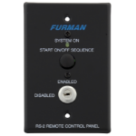 Furman RS-2 remote control Wired Press buttons