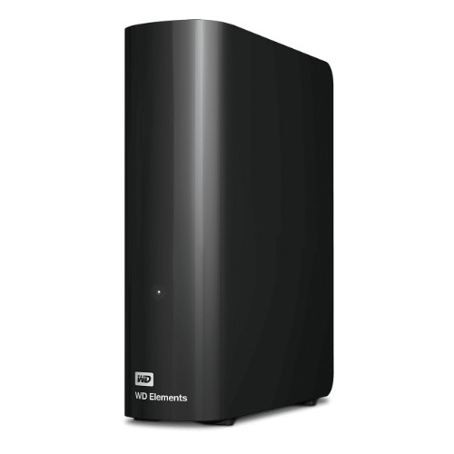 Western Digital Elements Desktop external hard drive 12000 GB Black