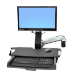 "Ergotron StyleView Sit-Stand Combo Arm with Worksurface 61 cm (24"")"