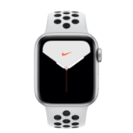 Apple Watch Nike Series 5 smartwatch Silber OLED Cellular GPS