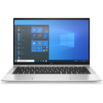 "HP EliteBook x360 1030 G8 DDR4-SDRAM Hybrid (2-in-1) 13.3"" 1920 x 1080 pixels Touchscreen 11th gen Intel® Core™ i7 16 GB 256 GB SSD Wi-Fi 6 (802.11ax) Windows 10 Pro Silver"