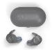 JayBird RUN XT Auriculares Dentro de oído Azul, Gris