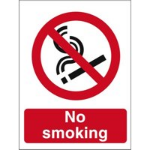Stewart Superior No Smoking Sign