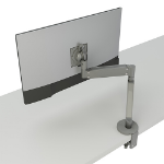 "Chief DMA1S monitor mount / stand 32"" Clamp Silver"