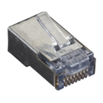 Black Box Blackbox wire connector RJ45 Metallic