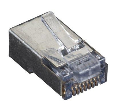 Black Box Blackbox wire connector RJ45 Metallic