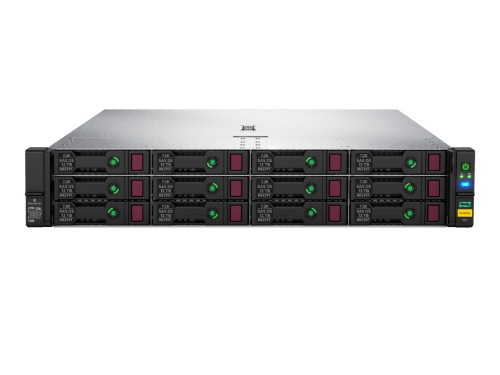 Hewlett Packard Enterprise StoreEasy 1660 Rack (2U) Black NAS