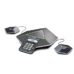 Yealink CP860 LCD Black IP phone