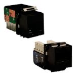 Cablenet Cat6 UTP 110 IDC Keystone Black
