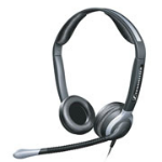 Sennheiser CC 540 Black,Silver Supraaural headphone