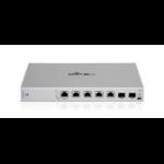 Ubiquiti Networks UniFi US-XG-6POE network switch Managed 10G Ethernet (100/1000/10000) Grey 1U Power over Ethernet (PoE)