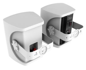 Vision SP-1800P 60W White loudspeaker