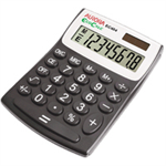 Aurora EC404 calculator Pocket Basic Black