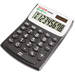 Aurora EC404 Pocket Basic Black calculator