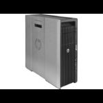 HP 620 3.7 GHz Intel® Xeon® E5 Family E5-1620V2 Black Mini Tower Workstation