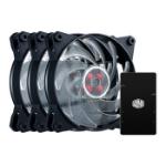 Cooler Master Cooler Master MasterFan Pro 120 AB RGB Fan Starter Kit