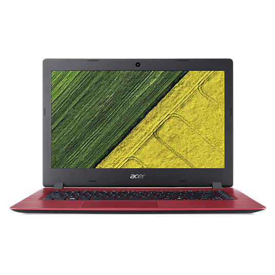 "Acer Aspire A114-31-C1EZ 1.1GHz N3350 14"" 1366 x 768pixels Black, Red Notebook"