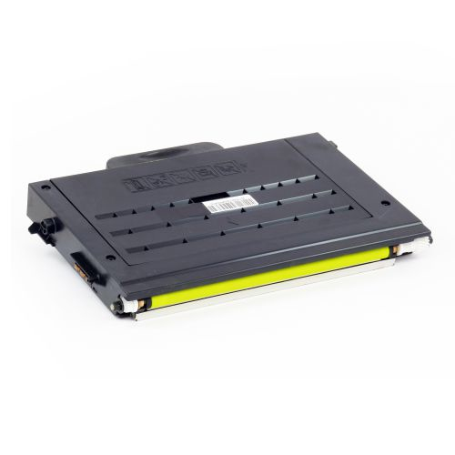Remanufactured Samsung CLP-500D5Y Yellow Toner Cartridge