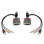 Lindy 42341 Black KVM switch