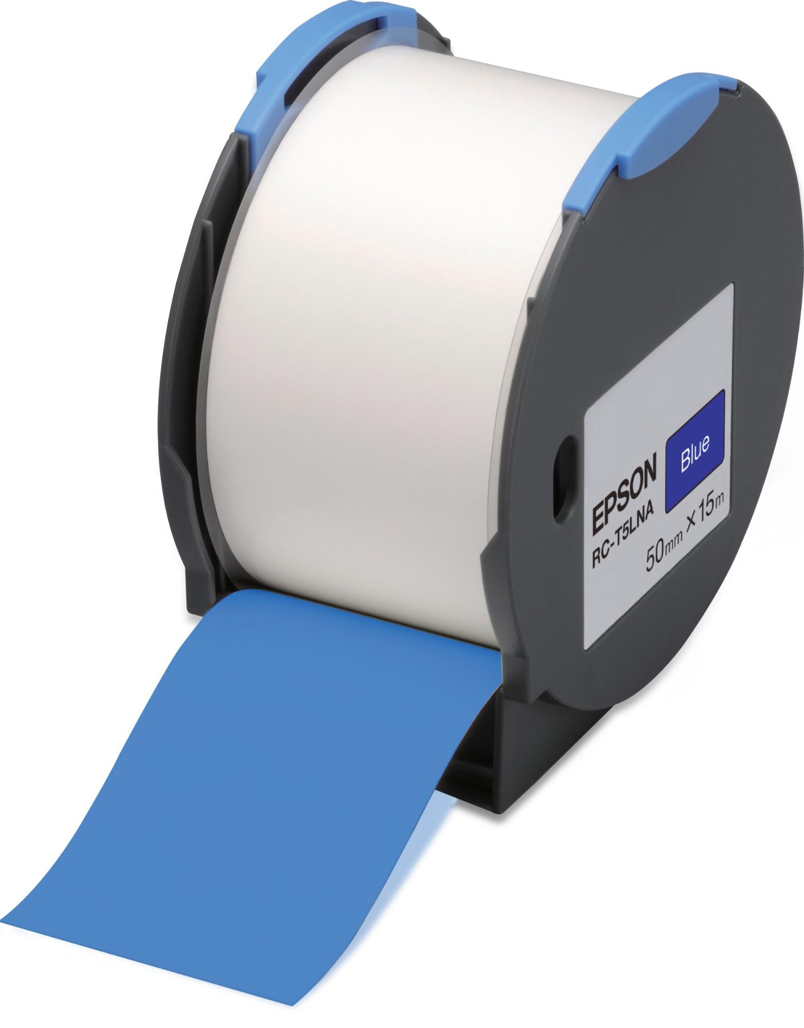 Epson Cinta RC-T5LNA azul 50 mm