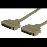 Cables Direct SS-121 SCSI cable Beige External 2 m 50-p