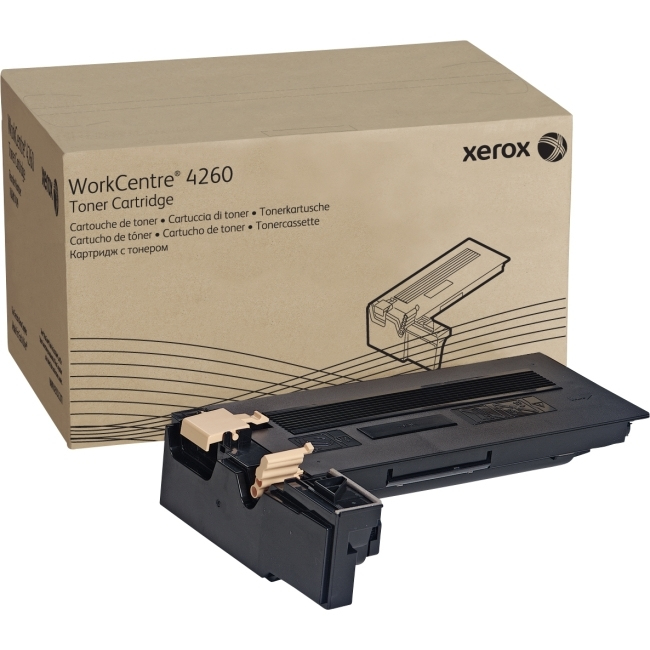 Xerox 106R01408 cartucho de tóner Original Negro 1 pieza(s)