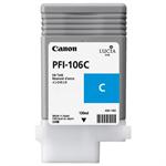 Canon 6622B001 (PFI-106 C) Ink cartridge cyan, 130ml 6622B001AA
