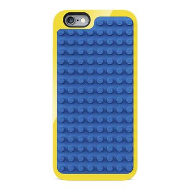 Belkin Apple iPhone 6/6S Lego Builder Case - Yellow (F8W538BTC00)