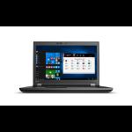 "Lenovo ThinkPad P72 Mobile workstation Black 43.9 cm (17.3"") 3840 x 2160 pixels Intel® Xeon® 32 GB DDR4-SDRAM 512 GB SSD NVIDIA® Quadro® P4200 Wi-Fi 5 (802.11ac) Windows 10 Pro for Workstations"