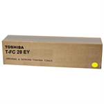 Toshiba 6AJ00000049 (T-FC 28 EY) Toner yellow, 24K pages @ 6% coverage