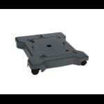 Lexmark 40G0855 printer cabinet/stand Black